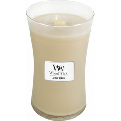 Woodwick Large Candle At The Beach