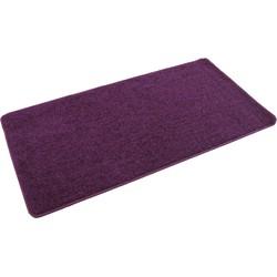 Karpet Batan - Paars - 60 x 100 cm