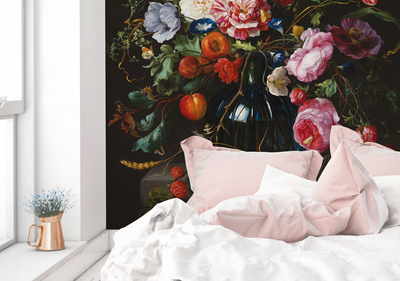 Inspiratie: bloemenprint in je interieur