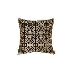 Biba Black velvet Biba design cushion