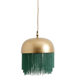 Nordal Hanglamp met franjes 17 x Ø35