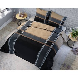 Nightsrest Dekbedovertrek Finn Maat: 1-Peroons (155x220 cm + 1 kussensloop 80x80cm)
