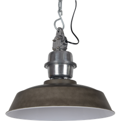 Hanglamp Sesto 42 cm Cement
