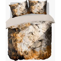 Nightlife Dekbedovertrek Lion-240x200/220
