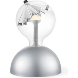 Home Sweet Home tafellamp Bump grijs