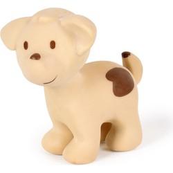 Hond Bijt- en Badspeelgoed met Rammelaar - Tikiri