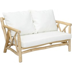 The Tulum Two Seater Sofa