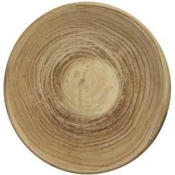 Schaal Ø47x13 cm THANON hout naturel