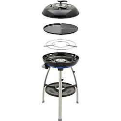Cadac Carri Chef 2 Barbecue met Plancha - Zwart/Blauw
