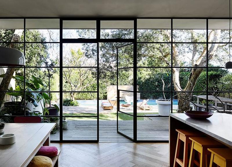 De mooiste interieurs met stalen deuren alles om van je huis